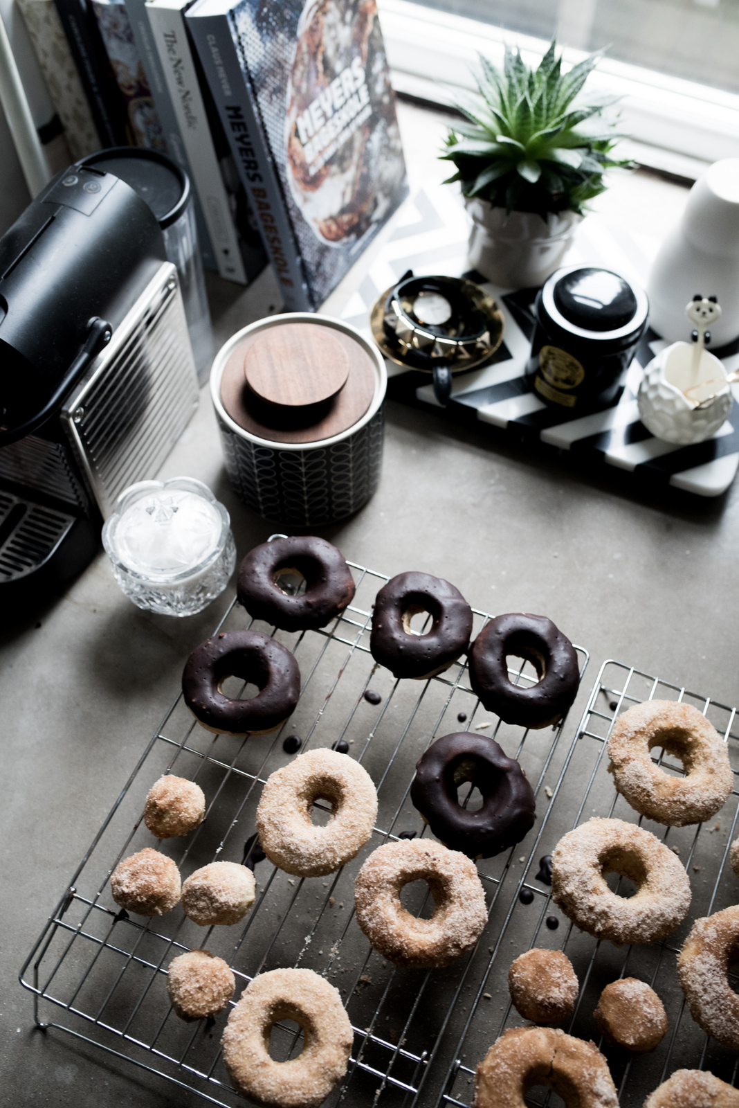 Valentina Fussell weekend donuts