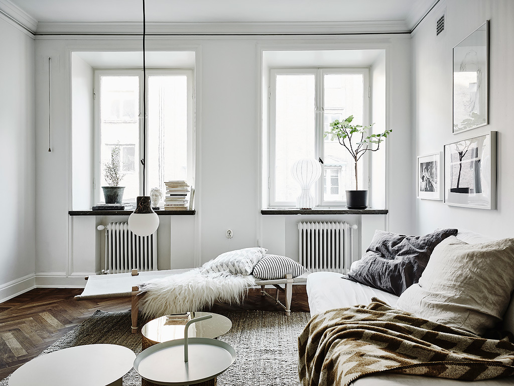 Elegant and White Scandinavian :: House of Valentina