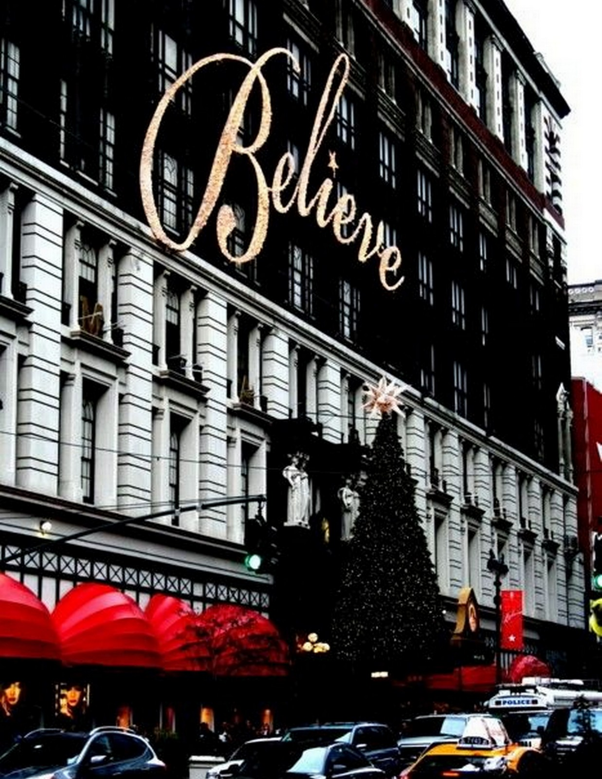 Believe :: Christmas at Macys' in NY :: House of Valentina