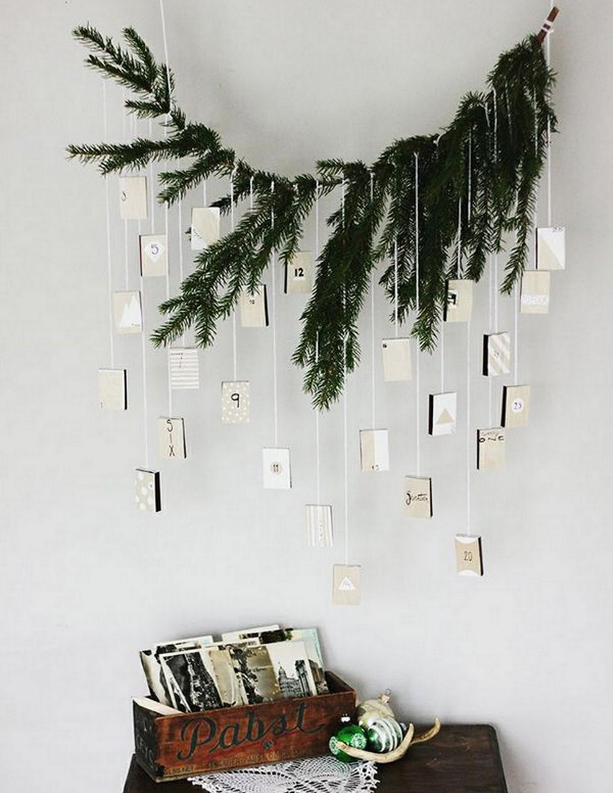 Christmas DIY Advent :: House of Valentina