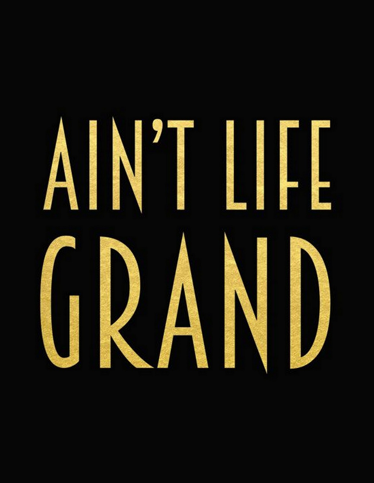 Aint Life Grand :: House of Valentina