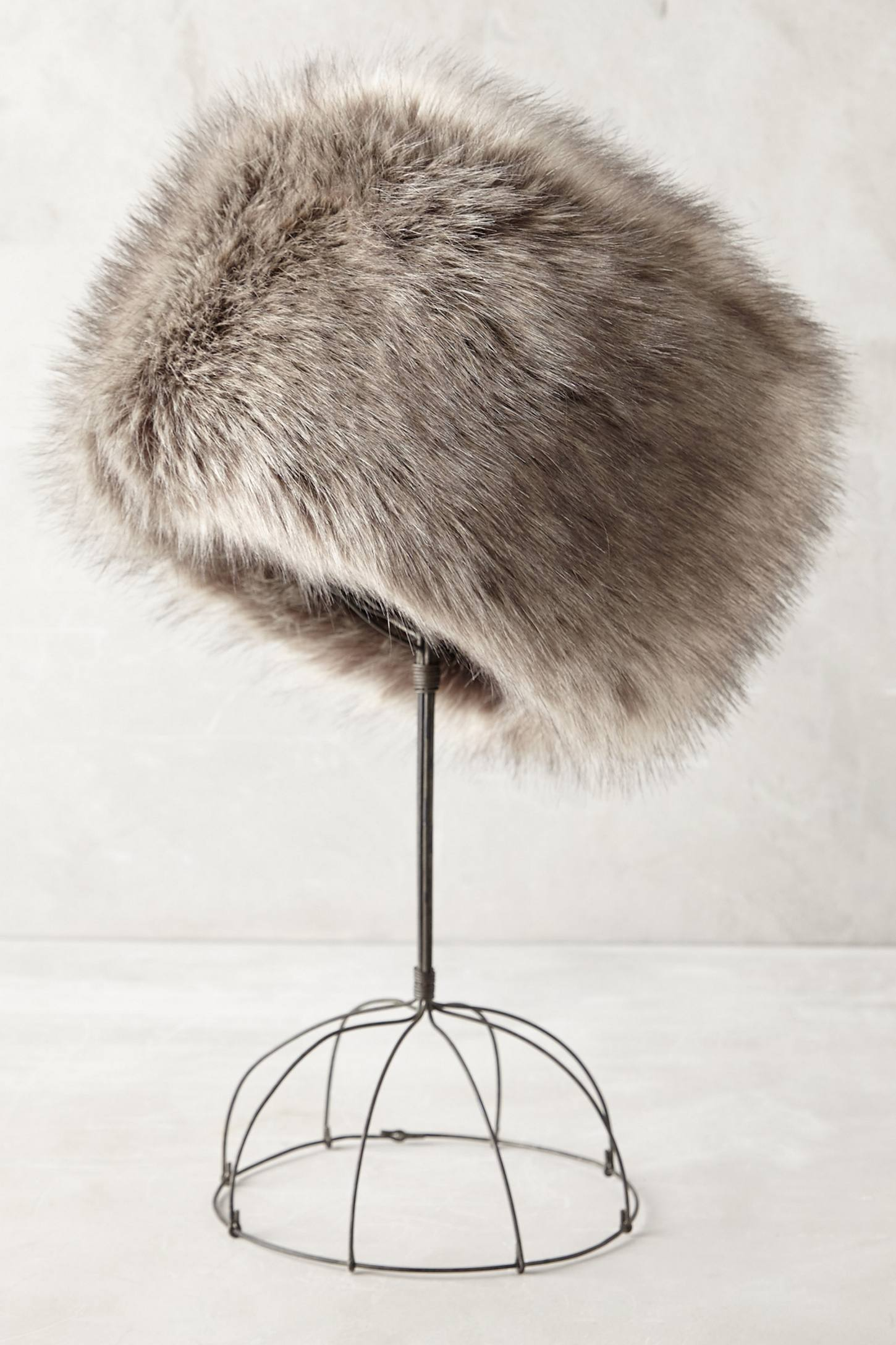 Fur Hat :: House of Valentina