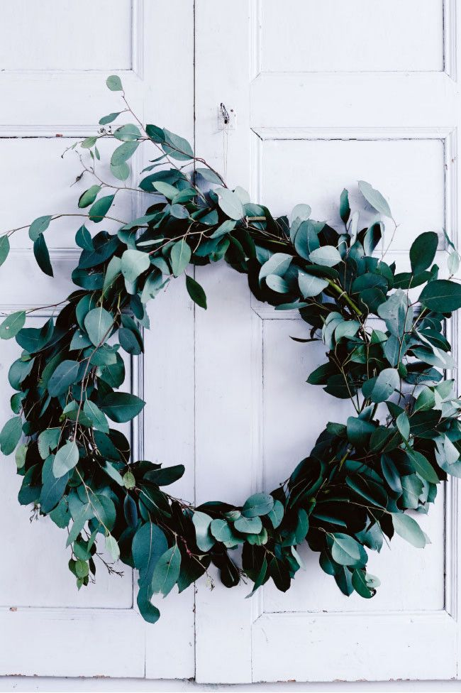 Eucalyptus Wreath :: House of Valentina
