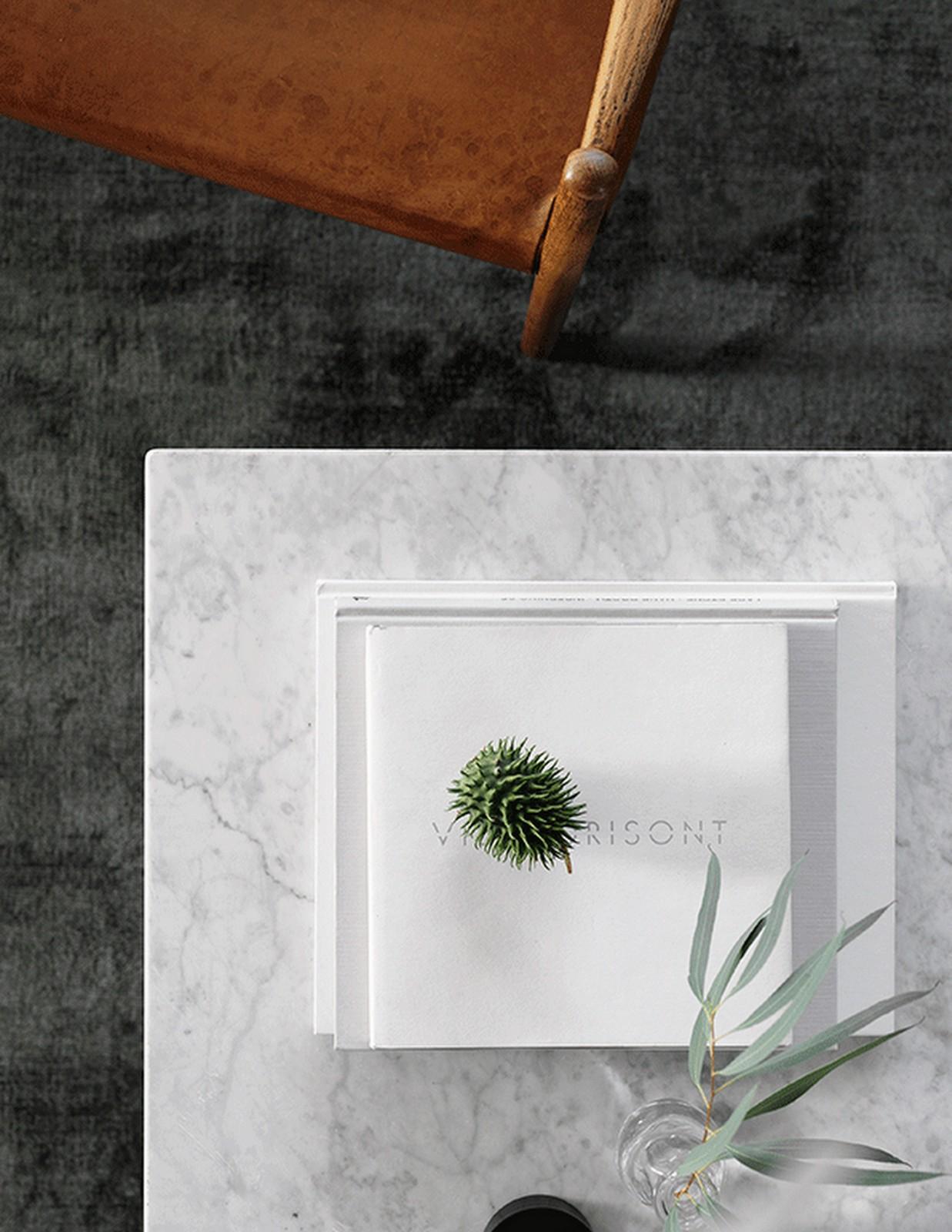 Marble + Greenery :: Hitta Hem