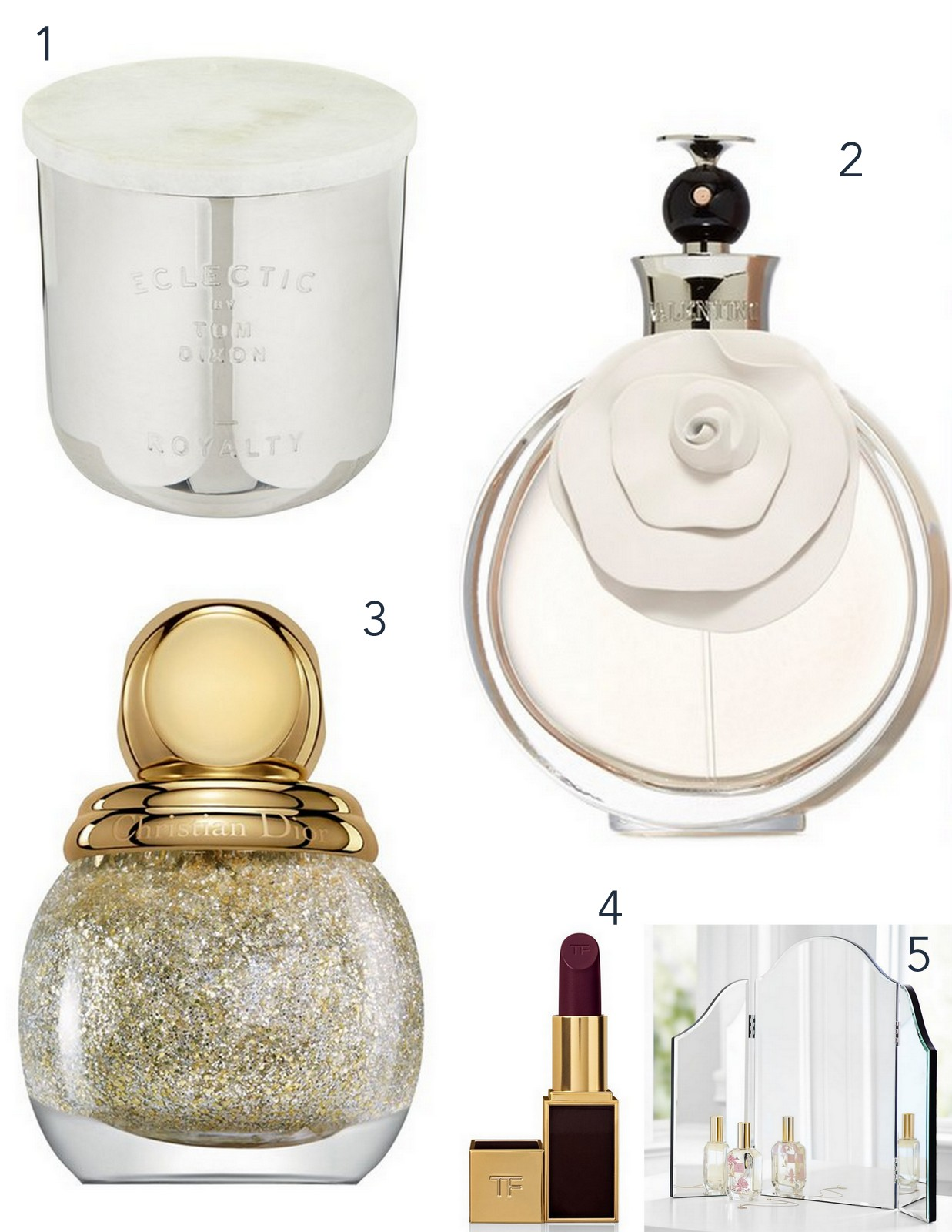 Glamorous Winter Wish List