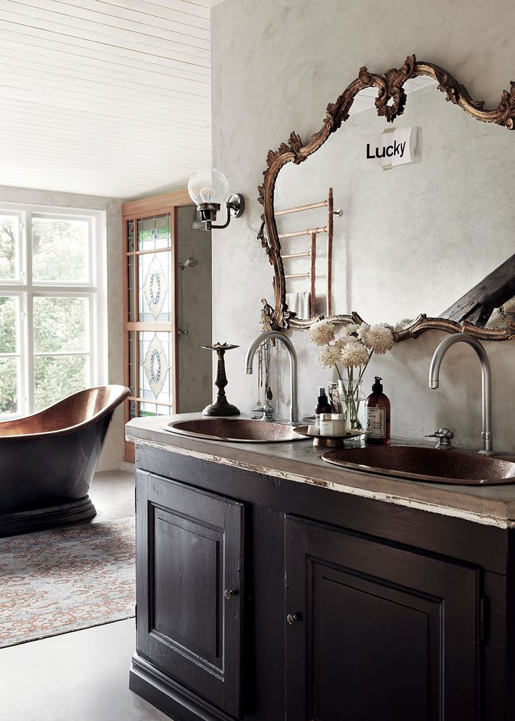 Clean, Simple + Elegant Bathroom