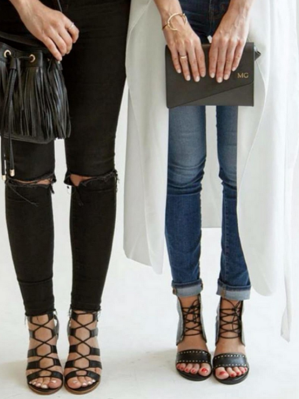 Heels + Jeans :: House of Valentina