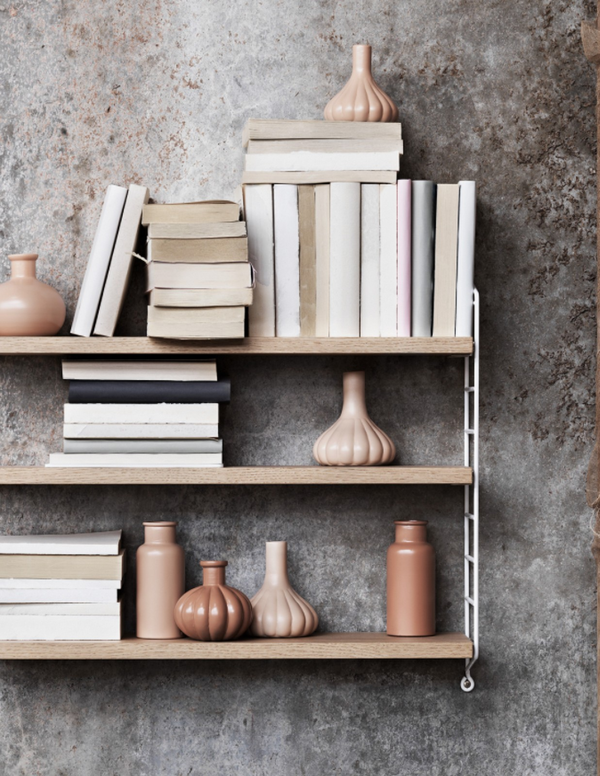 String Shelf :: Featured on House of Valentina