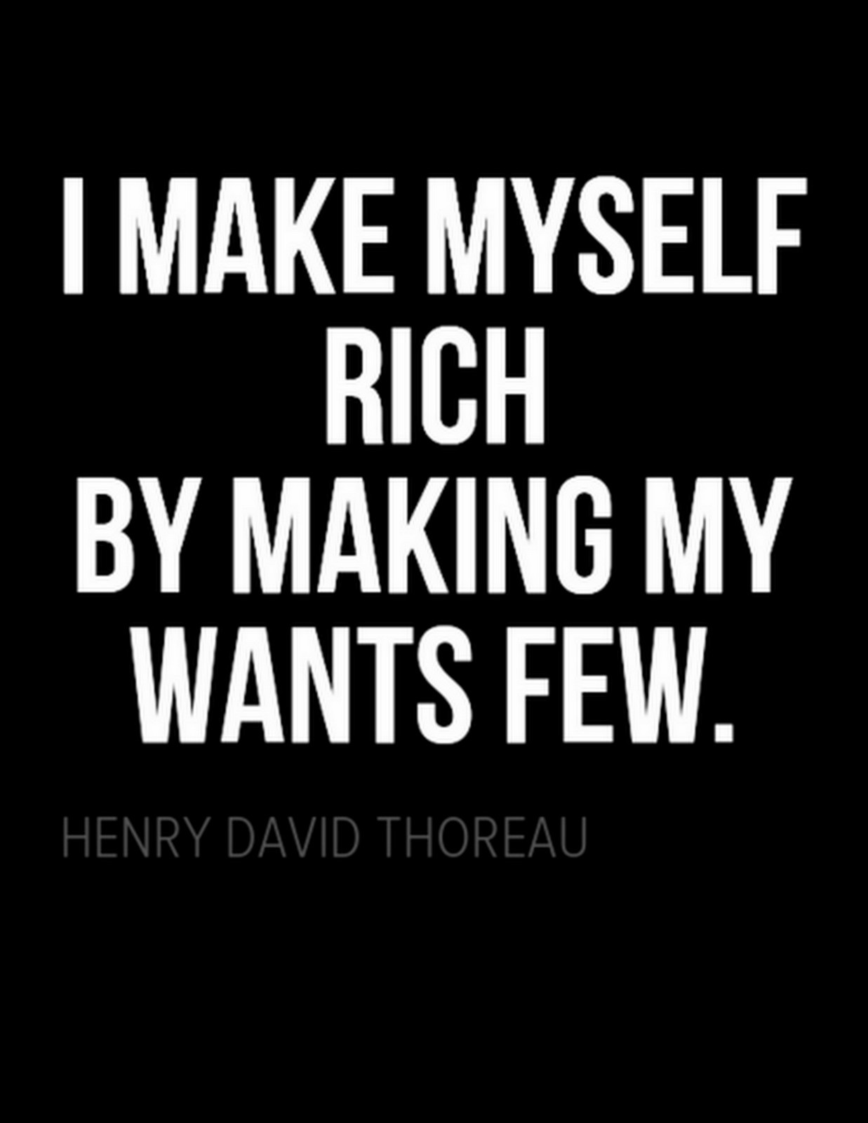 MAKE MYSELF RICH