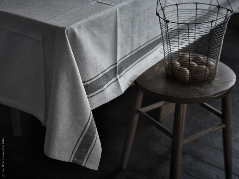 Raw Elegance with IKEA