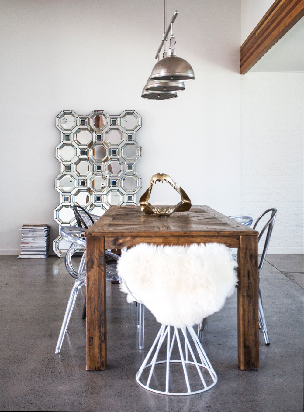Fashion Inspired Home :: Featured on House of Valentina