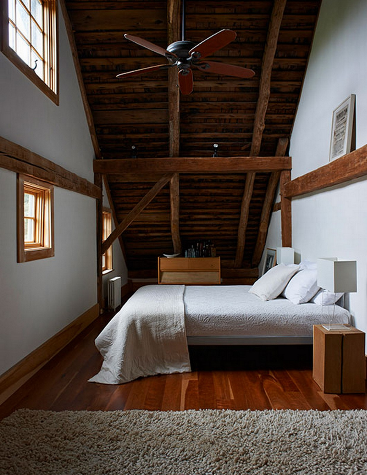 Modern Pastoral Bedroom