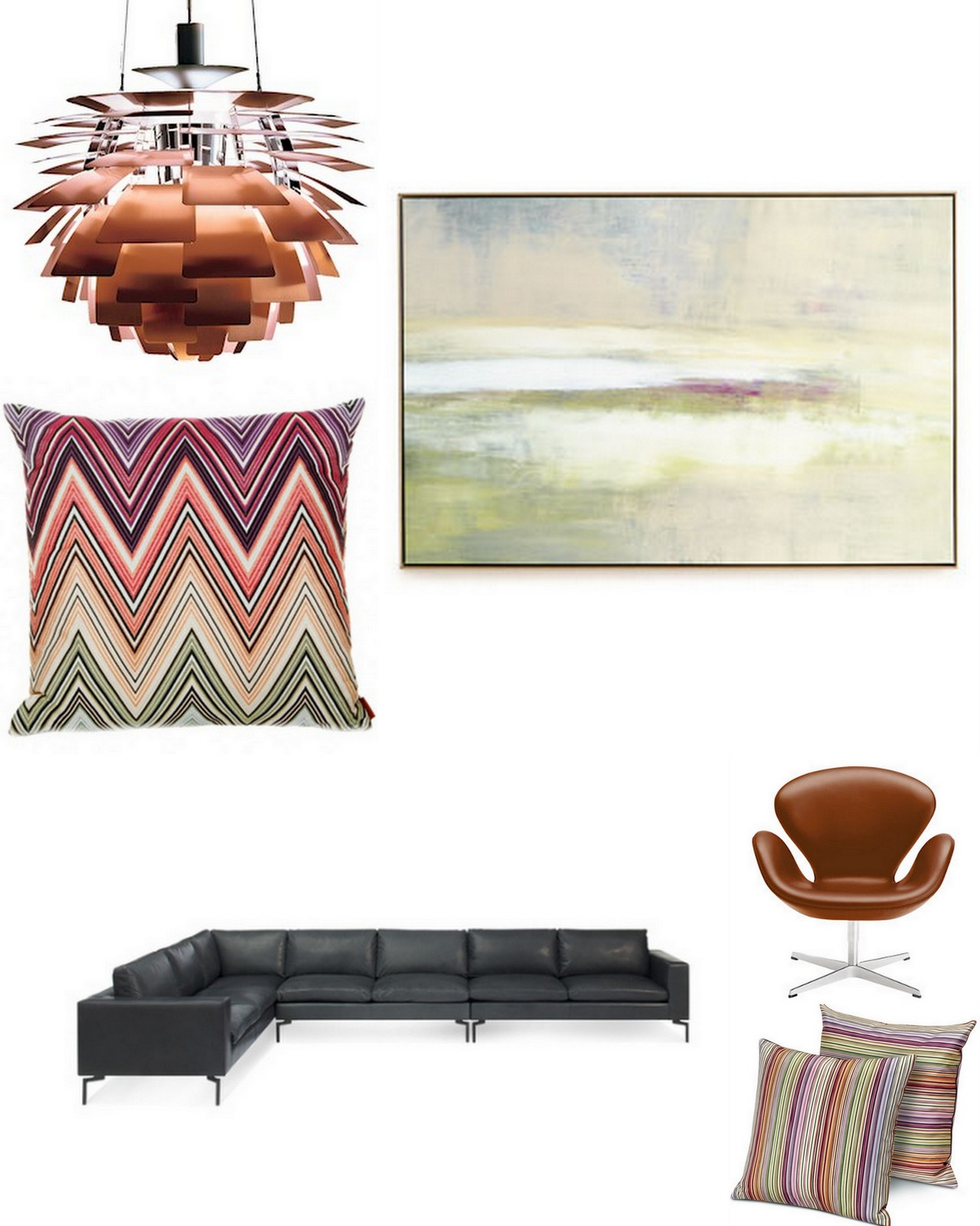 Art Filled Home :: House of Valentina