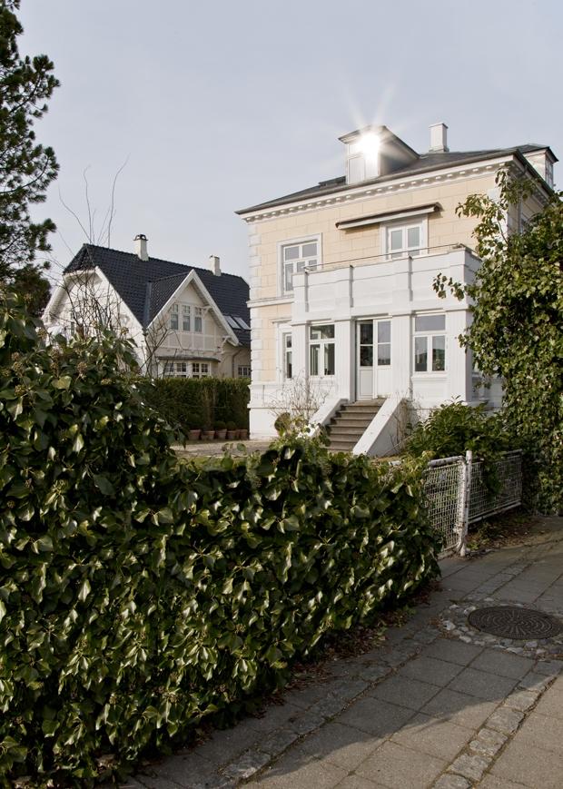 Danish Suburban Home