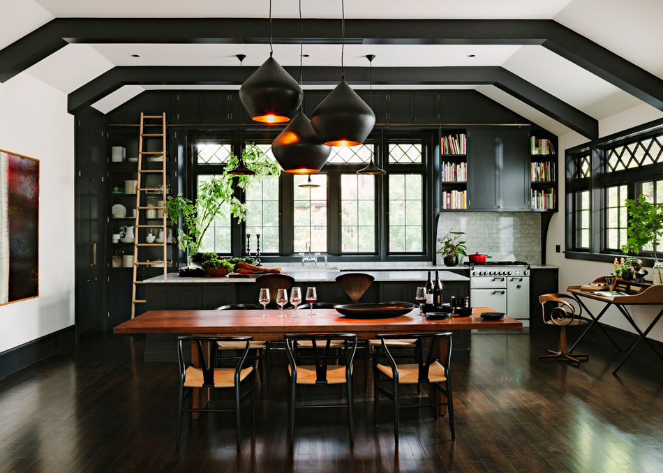 Converted Portland Library :: Featured on House of Valentina