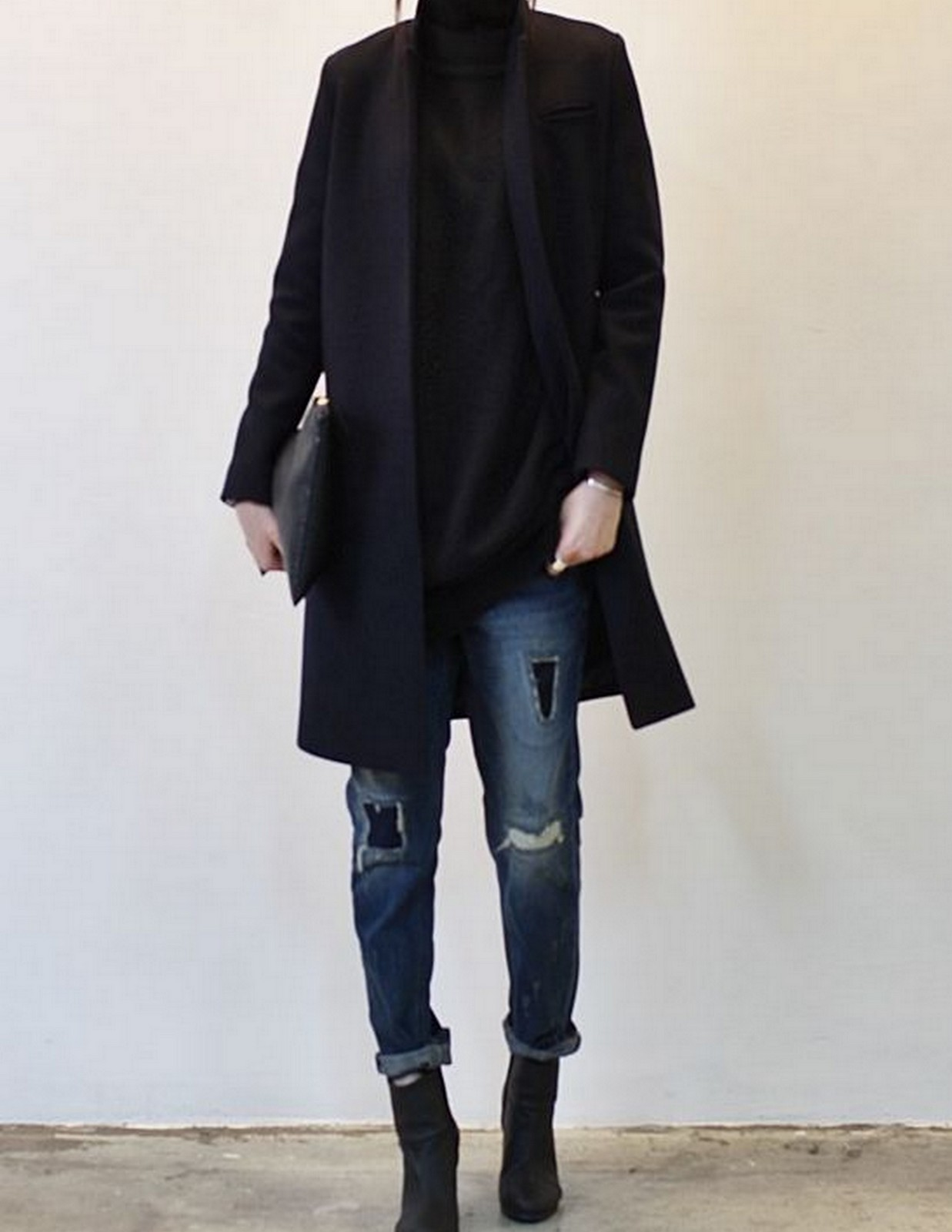 Black + Jeans