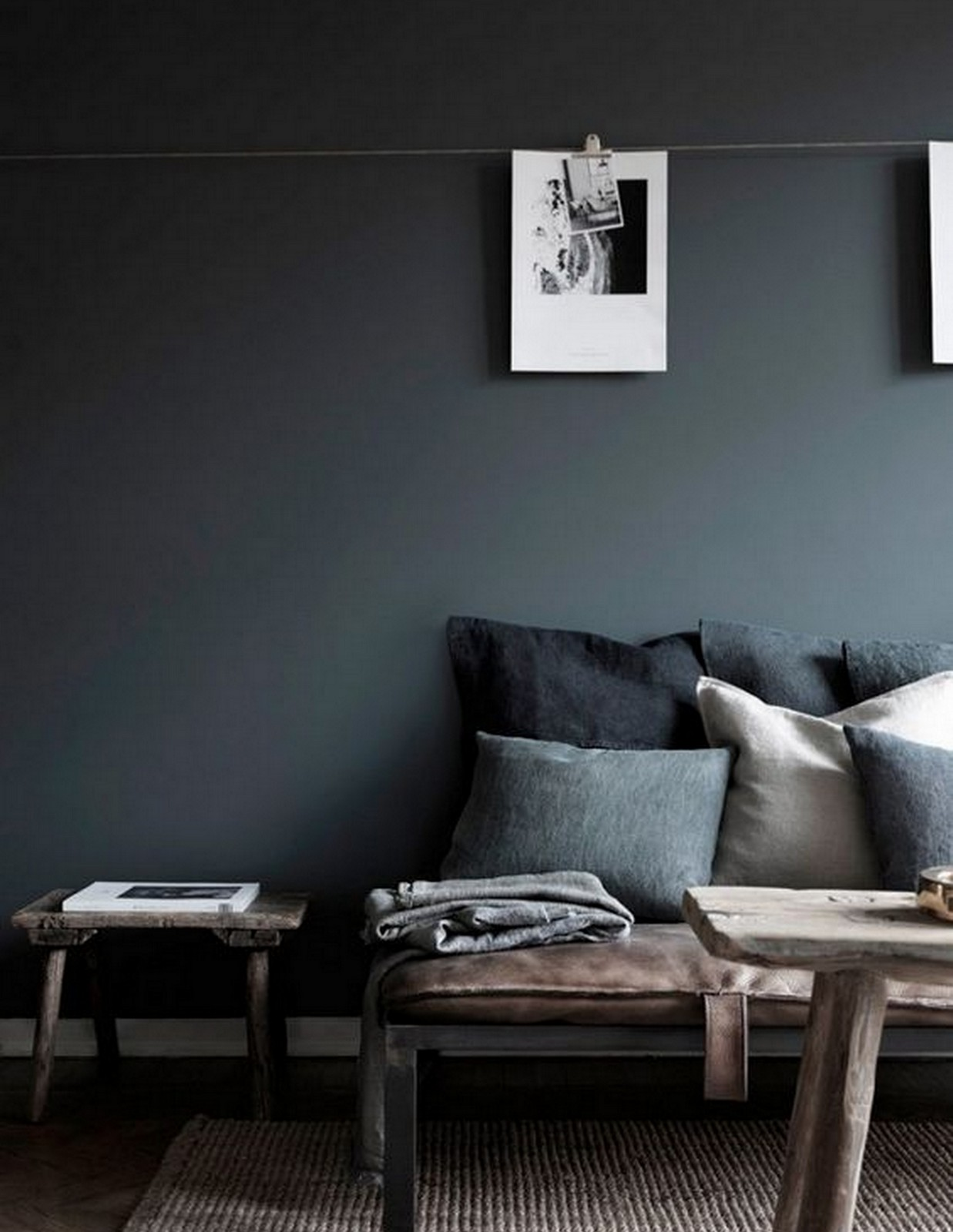 Dark Walls + Pinned Up Artwork