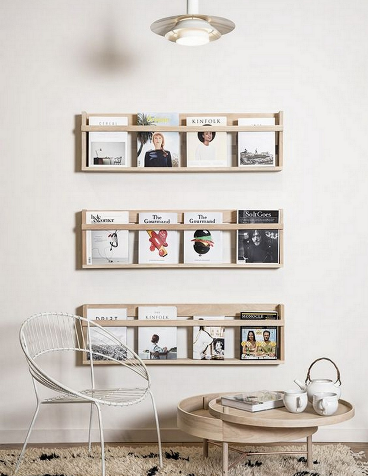 Magazine Rack :: Reading Corner