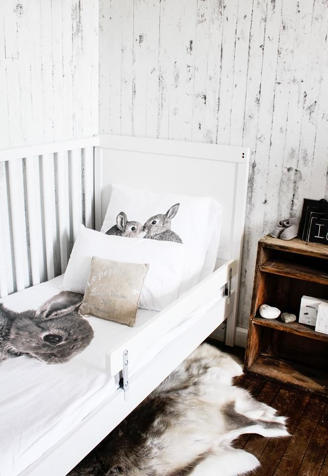 Rabbit Decor :: Featured on House of Valentina