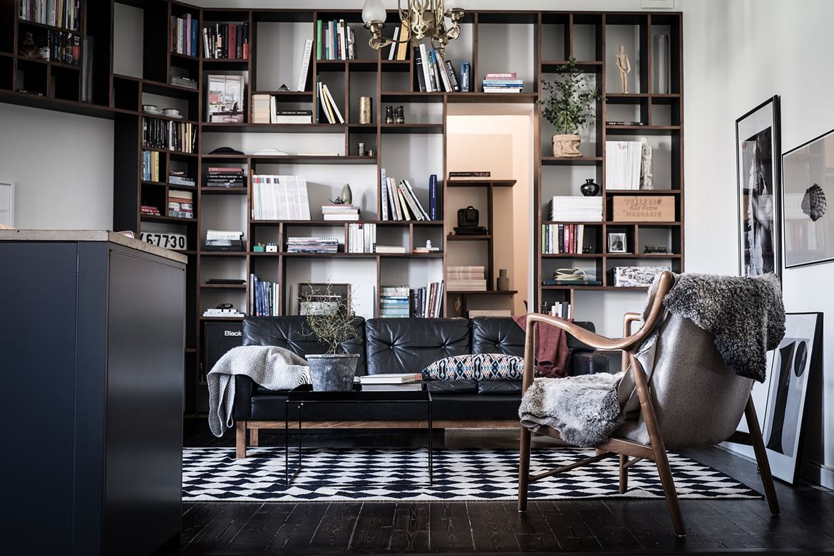 Modern Study | Featured on House of Valentina