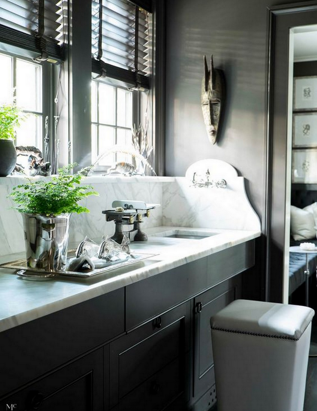 Butlers Pantry | Susan Ferrier | Featured on House of Valentina