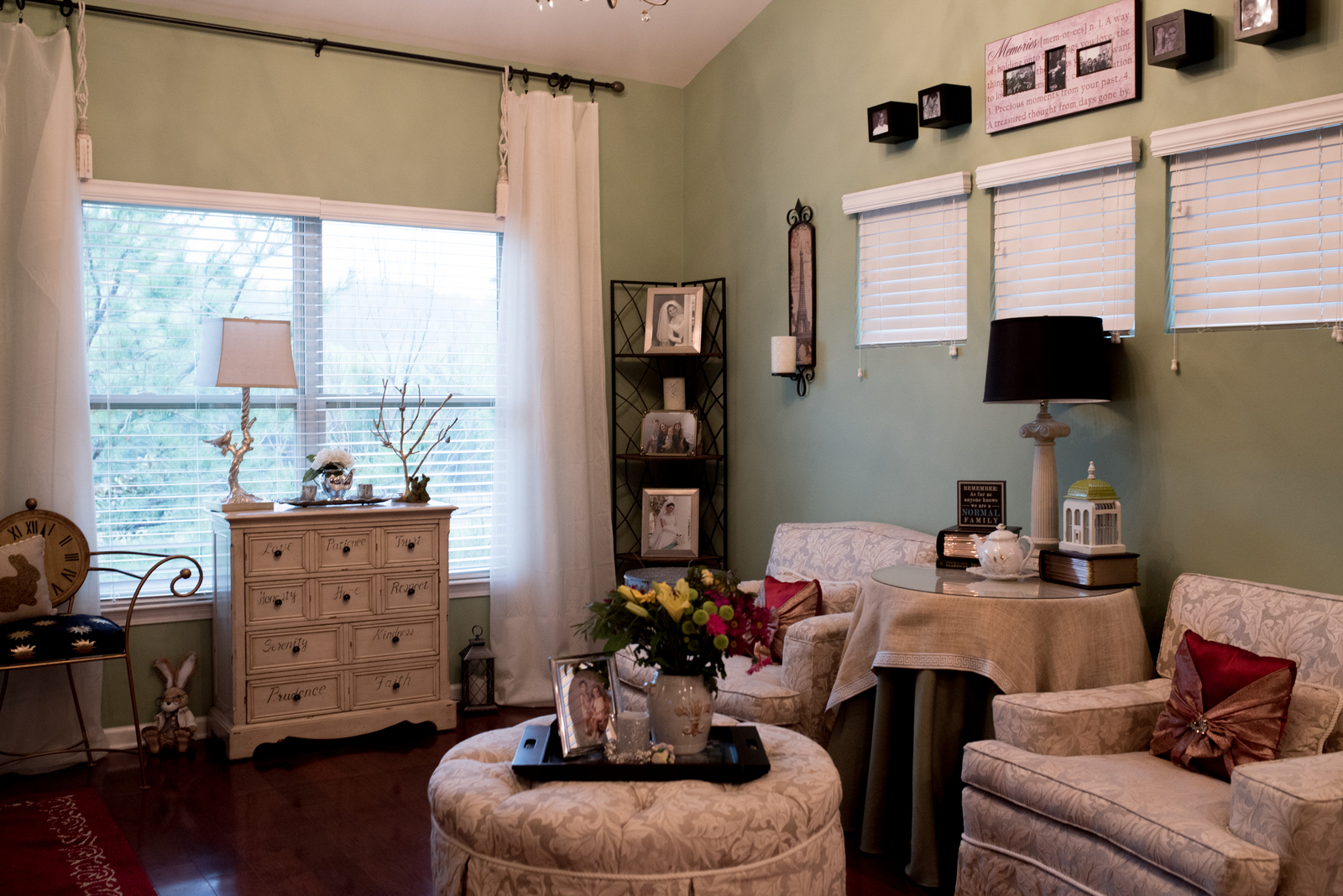 Sunroom Makeover Before| House of Valentina