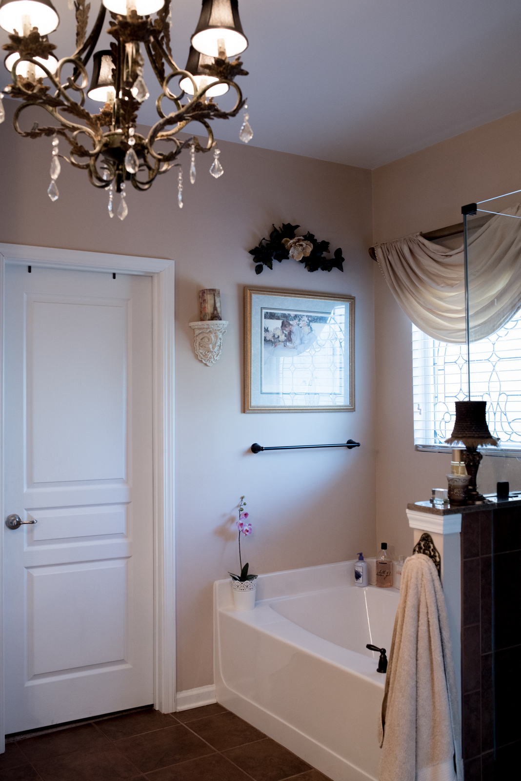 Traditional Bathroom Makeover | House of Valentina