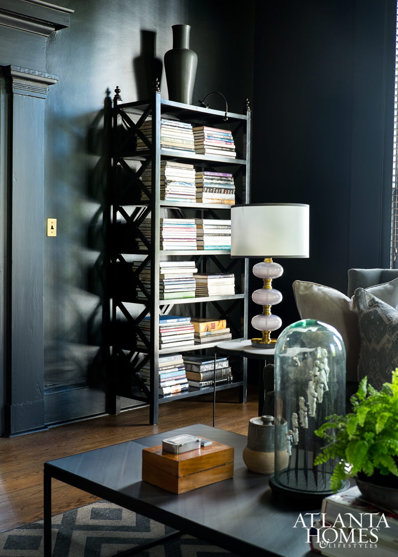 Traditional Southern Modern Library| House of Valentina