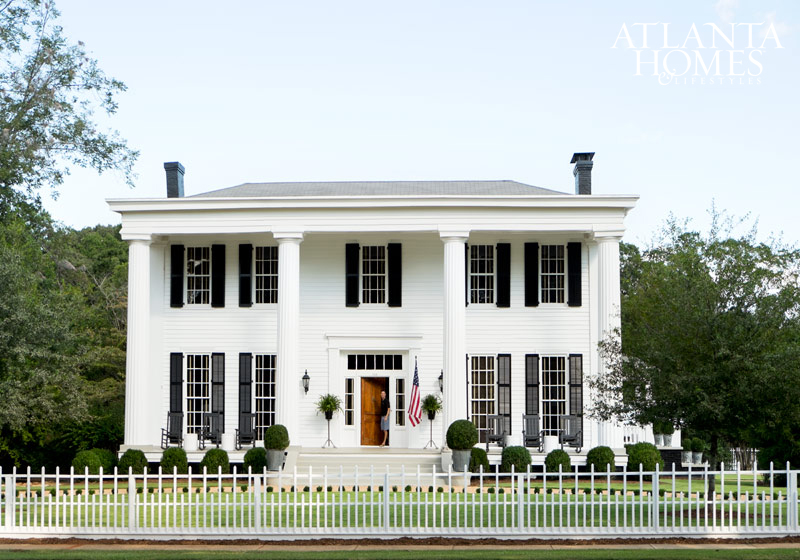 Traditional Southern Mansion| House of Valentina