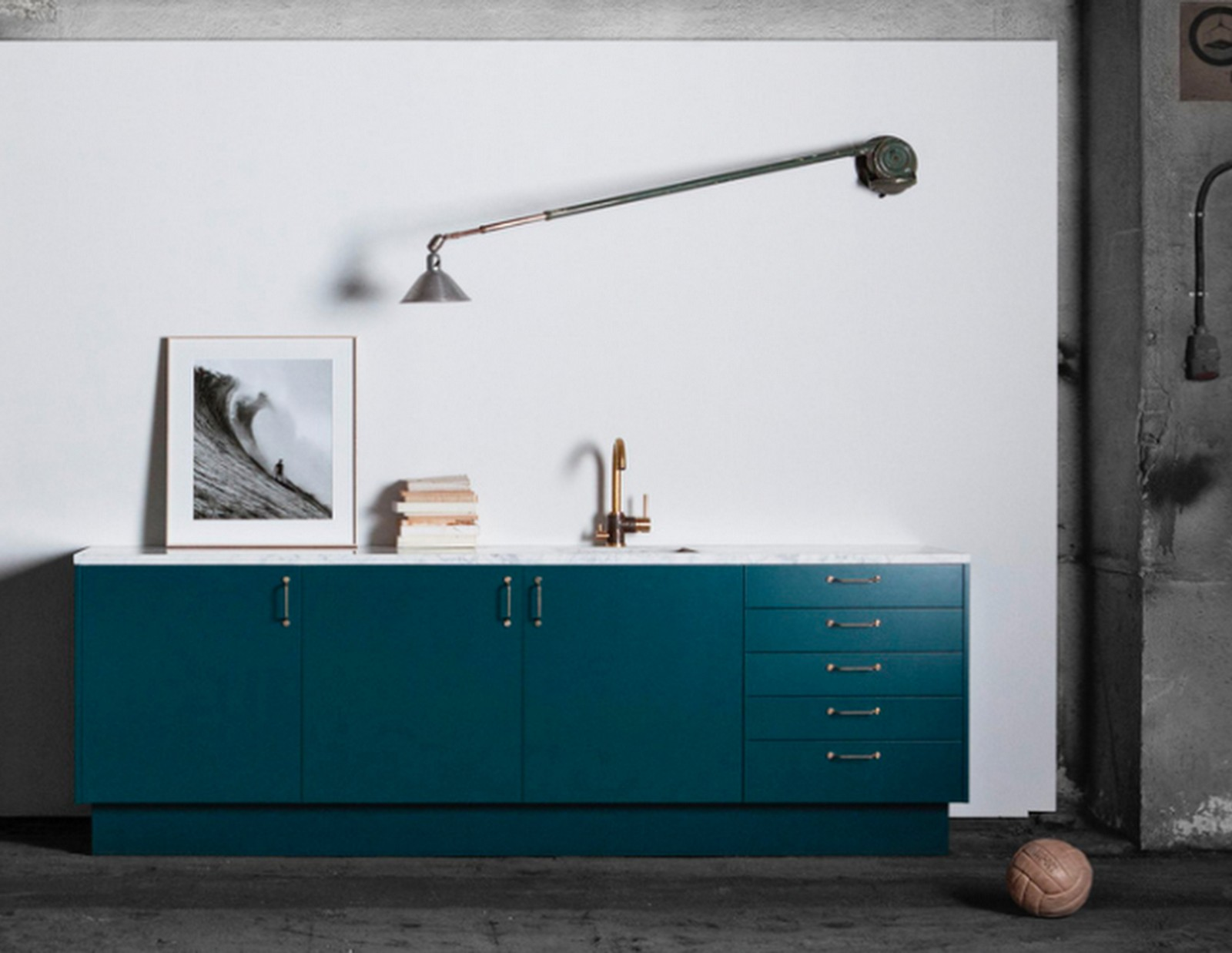 Jade Green Kitchen | House of Valentina