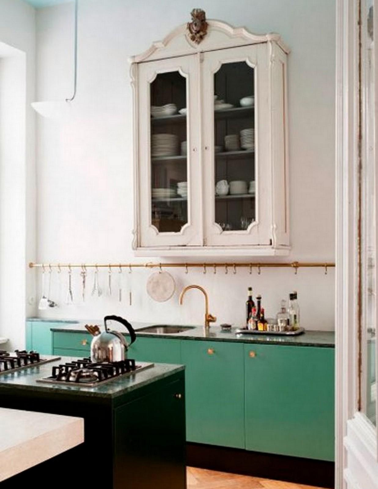 Fern Green Kitchen | House of Valentina
