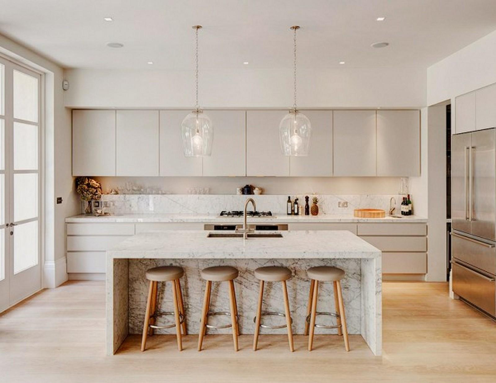 Natural + Modern Kitchen