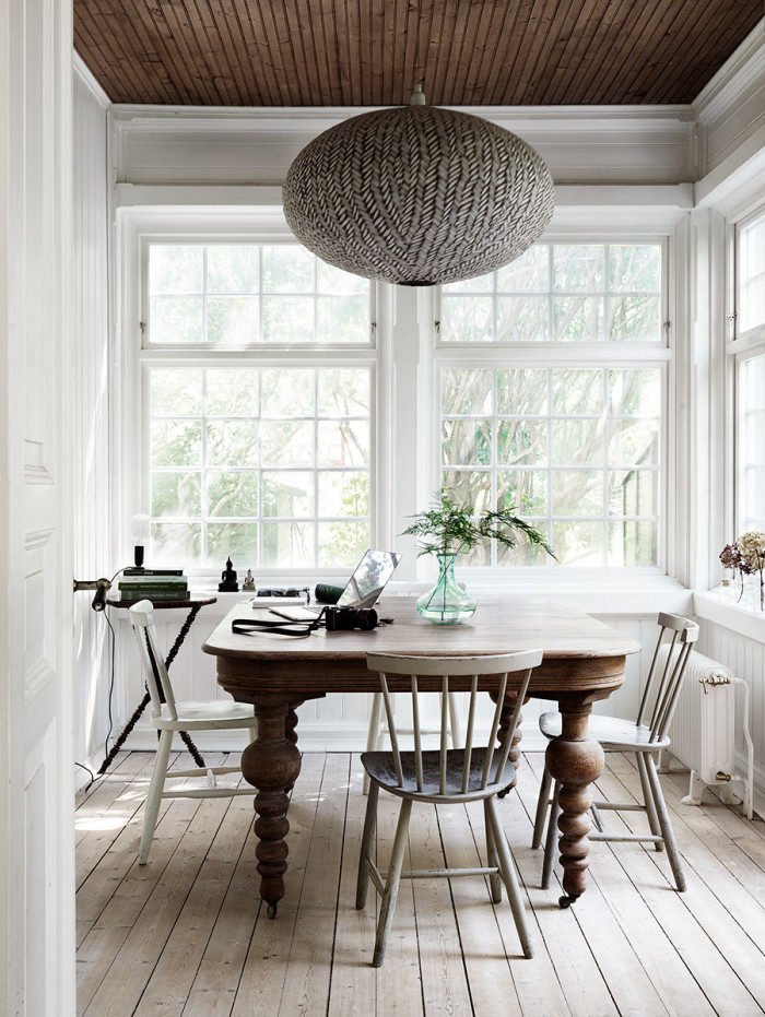 Natural Dining Room | House of Valentina