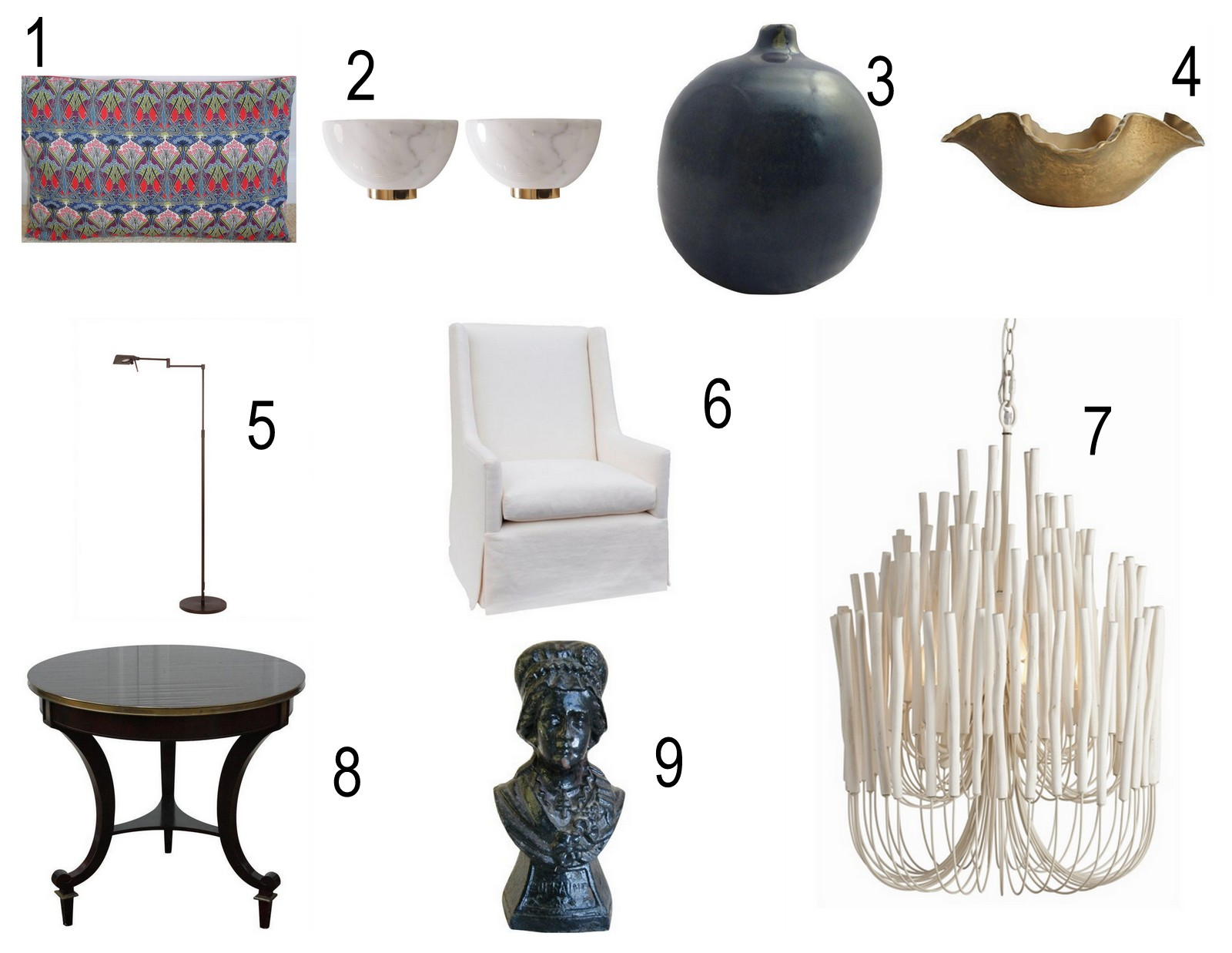 FRENCH LIVING ROOM ESSENTIALS | House of Valentina