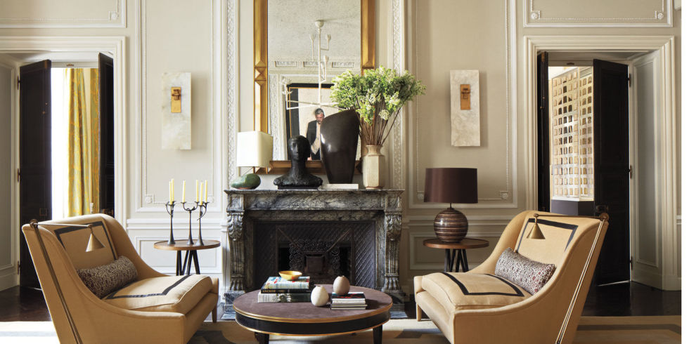 FRENCH LIVING ROOM | HOUSE OF VALENTINA