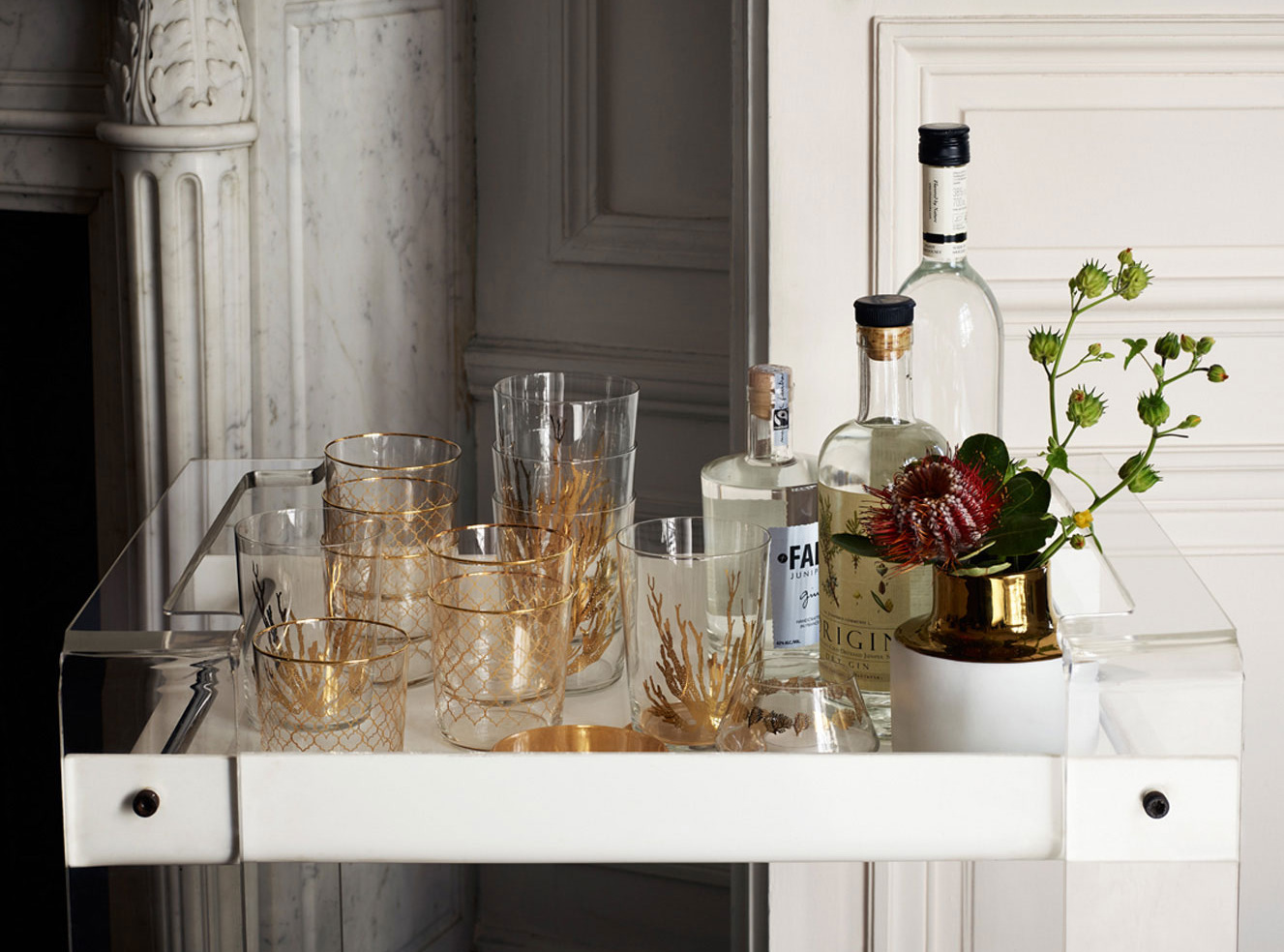 BAR CART | ZARA HOME A/W 2016 | House of Valentina