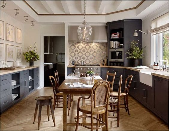The DINE IN Kitchen
