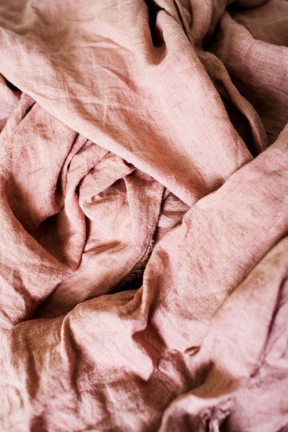 Pink Linen