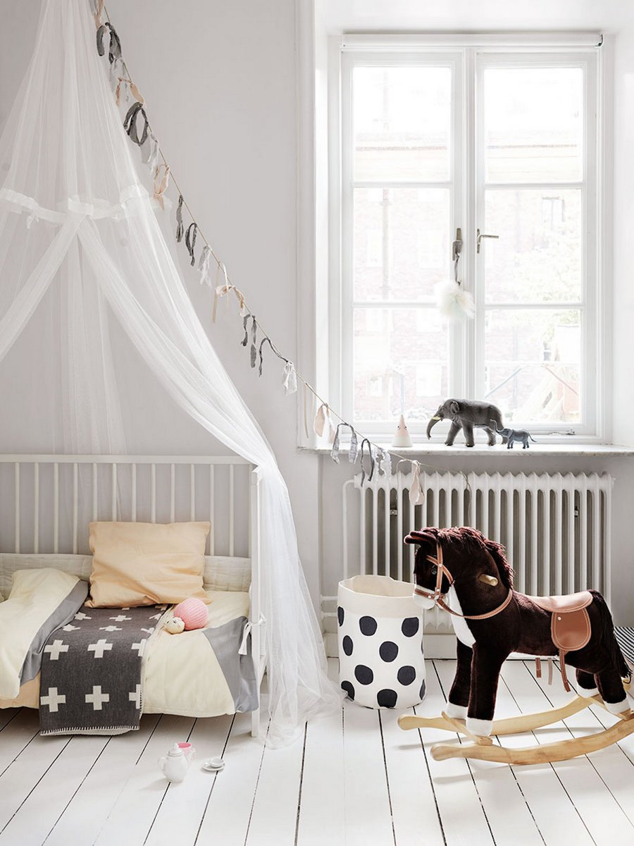 SCANDINAVIAN TODDLER ROOM