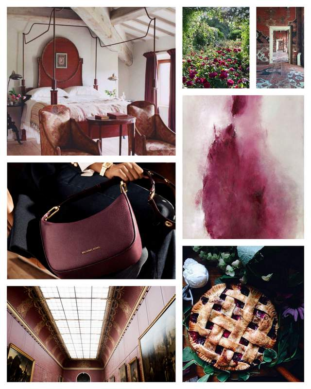 Shades of Burgundy | House of Valentina