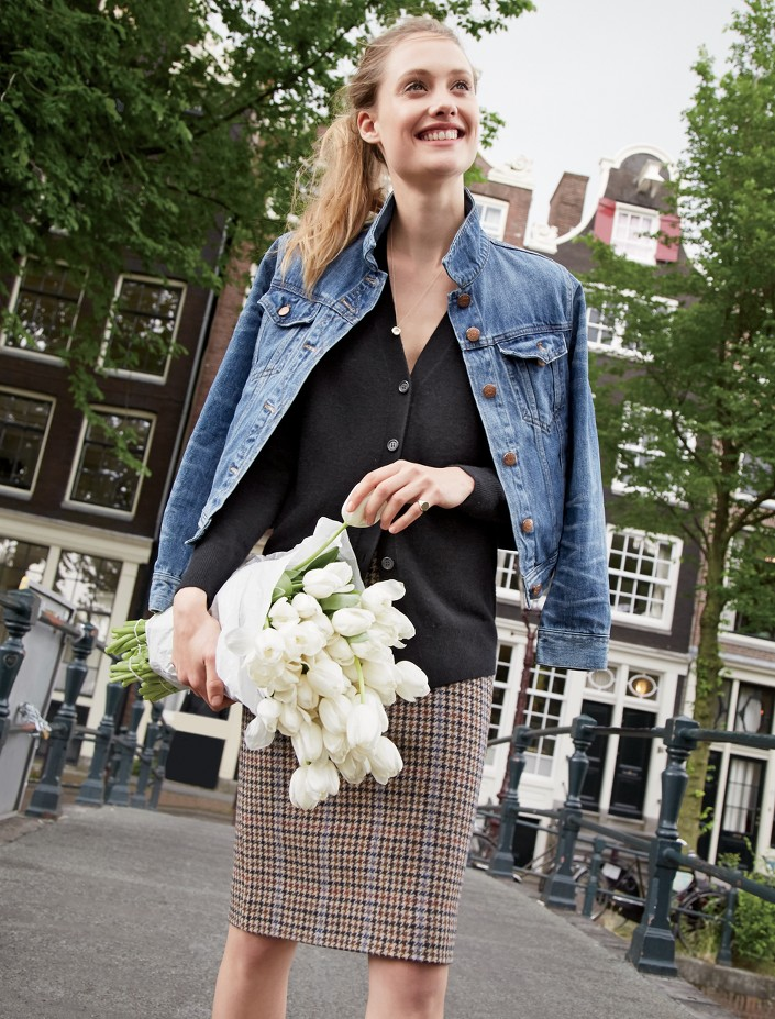 J Crew Amsterdam | House of Valentina