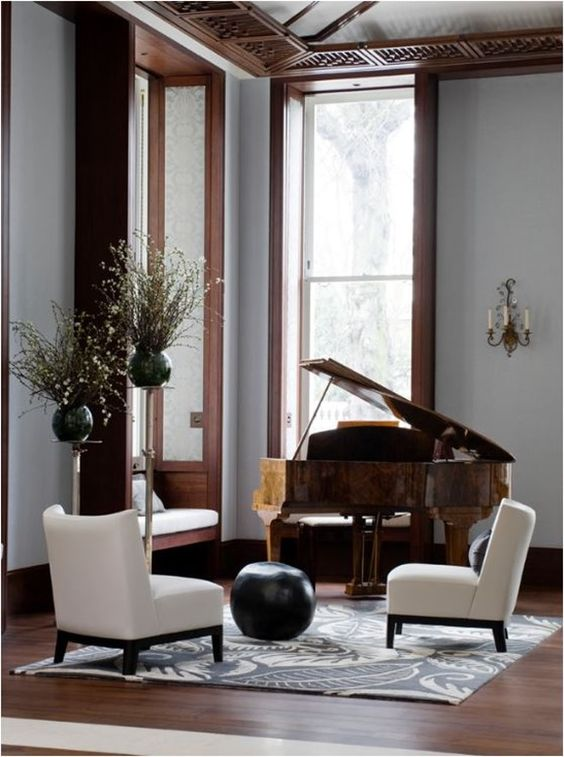 How To Design A Music Room | House of Valentina