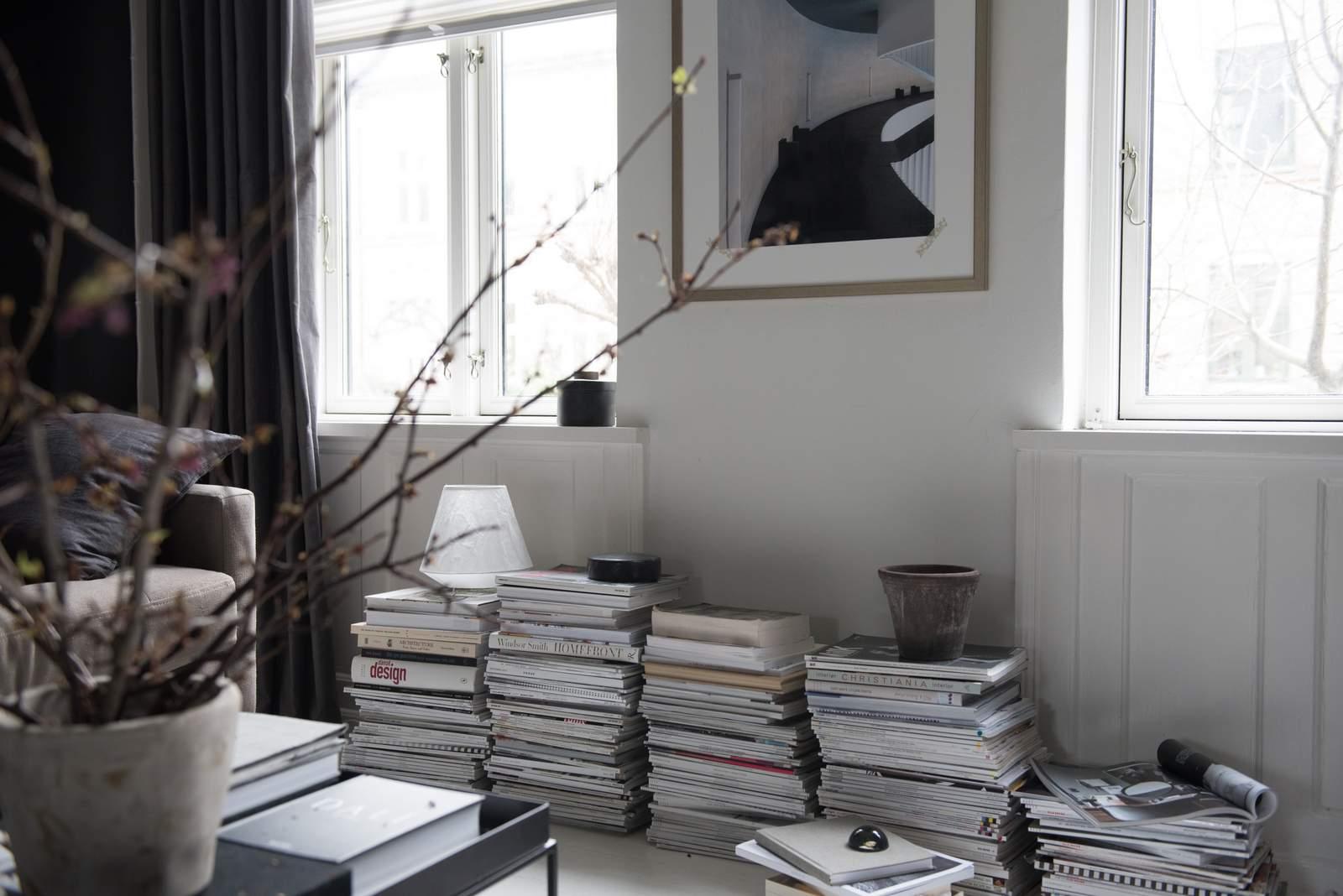 Copenhagen Living Room | House of Valentina