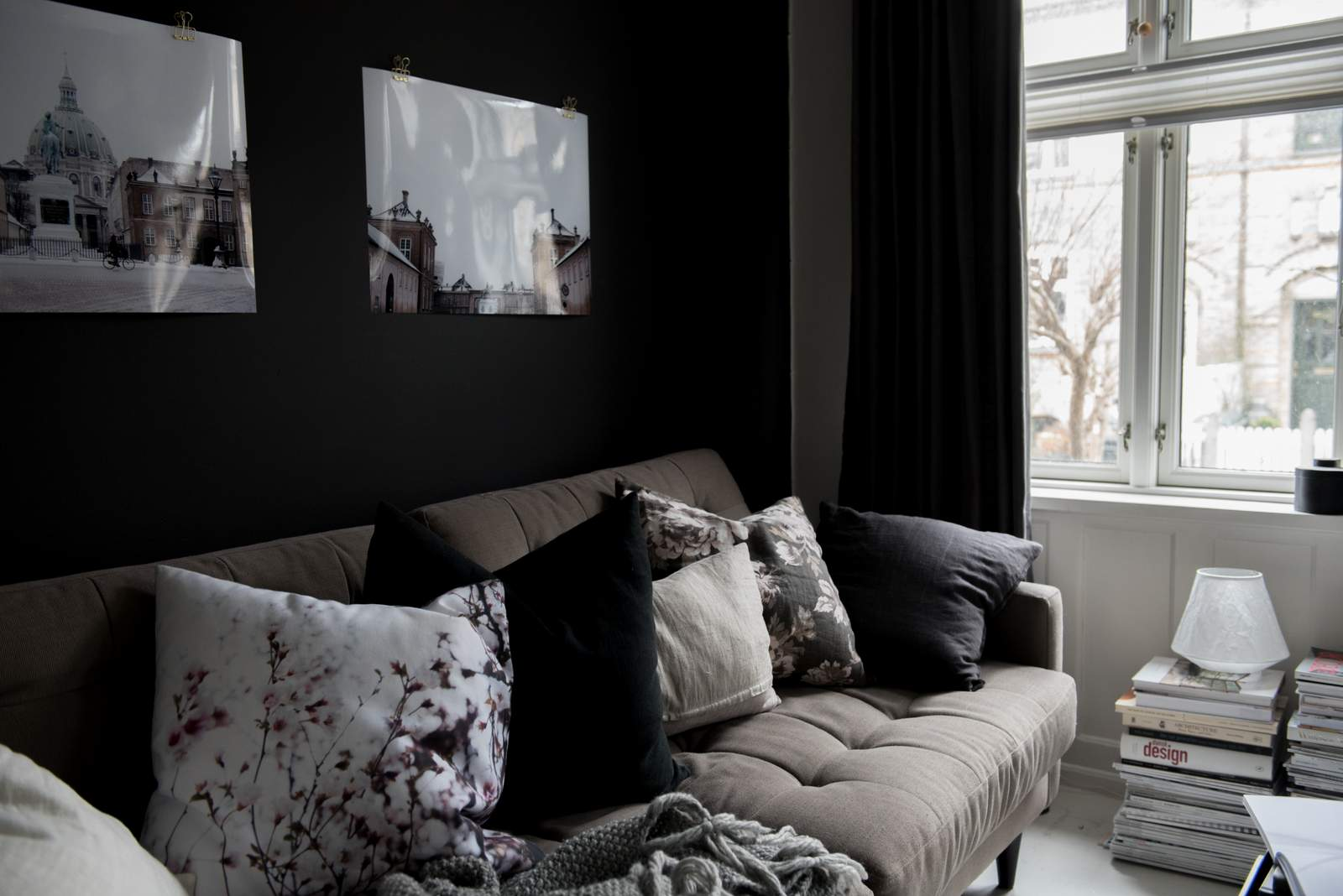 Copenhagen Living Room | House of Valentina