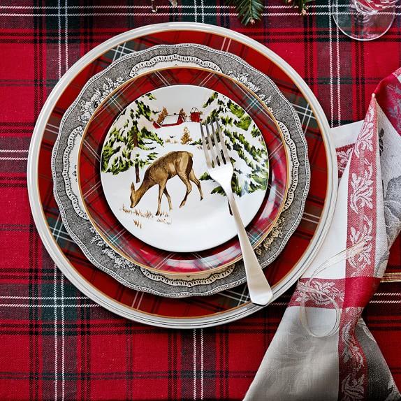 Christmas Tartan Chic | House of Valentina