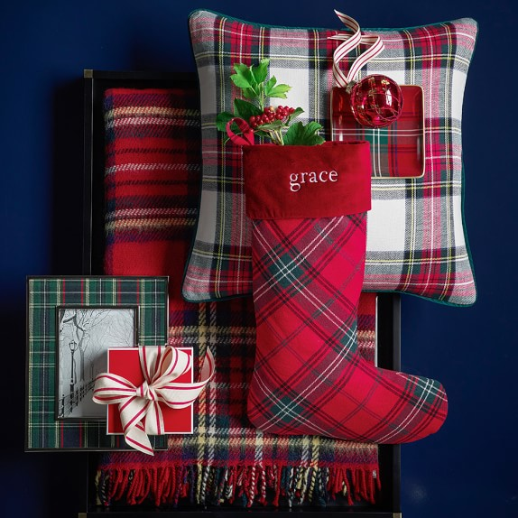 Christmas Tartan | House of Valentina