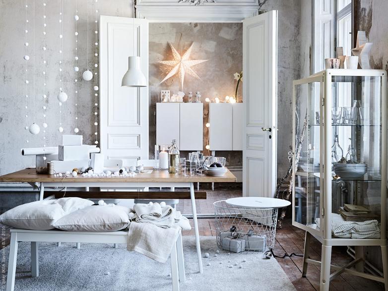 Scandinavian Christmas 2016 IKEA