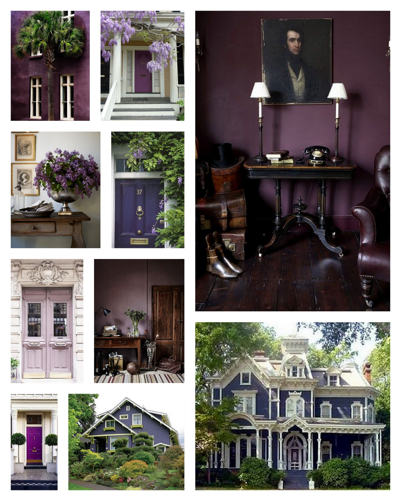 Purple House :: House of Valentina
