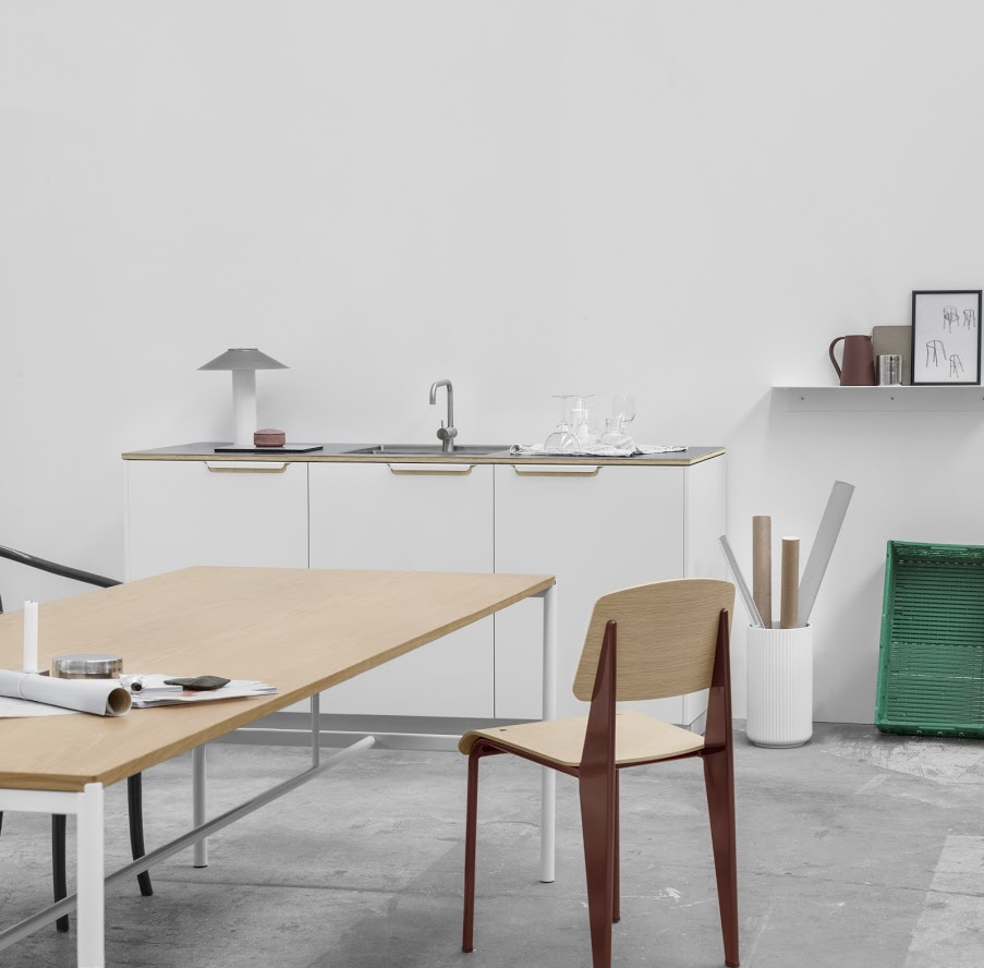 Reform Copenhagen :: Modern Kitchen :: House of Valentina