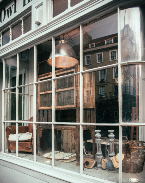 British Antique Shop